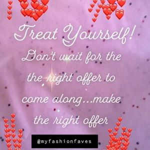 Reasonable Offers Accepted or Countered 👗👚👡